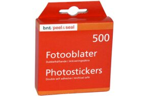 DOUBLE SIDED STICKERS FOR PHOTOS
